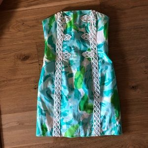 Lilly Pulitzer Pool Blue First Impressions Tansy
